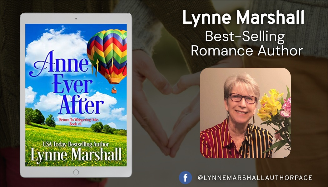 Author Lynne Marshall Releases New Sweet Contemporary Romance - Anne Ever After