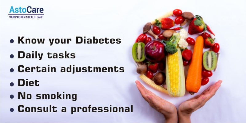 Diabetes is when the body's ability to produce or respond to the hormone insulin is impaired