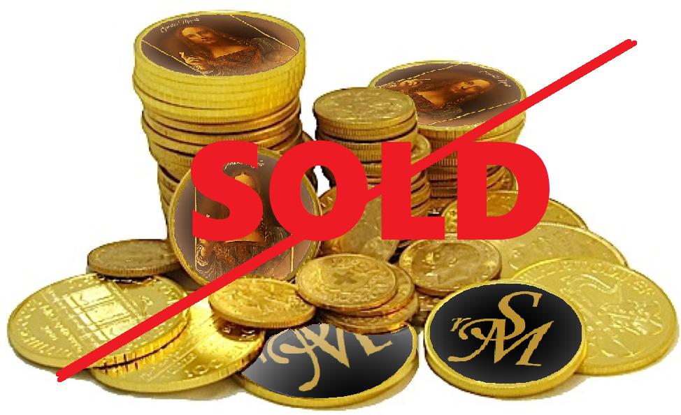 Amundi Asset Management (Europe's largest asset manager) buys Mundicoin from Real Salvator Mundi