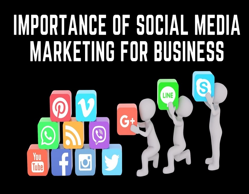 Importance of Social Media Marketing to grow your Business