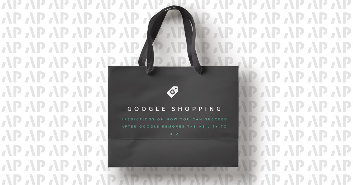 Prediction: How You Can Succeed On Google Shopping After Google Removes The Ability To Bid