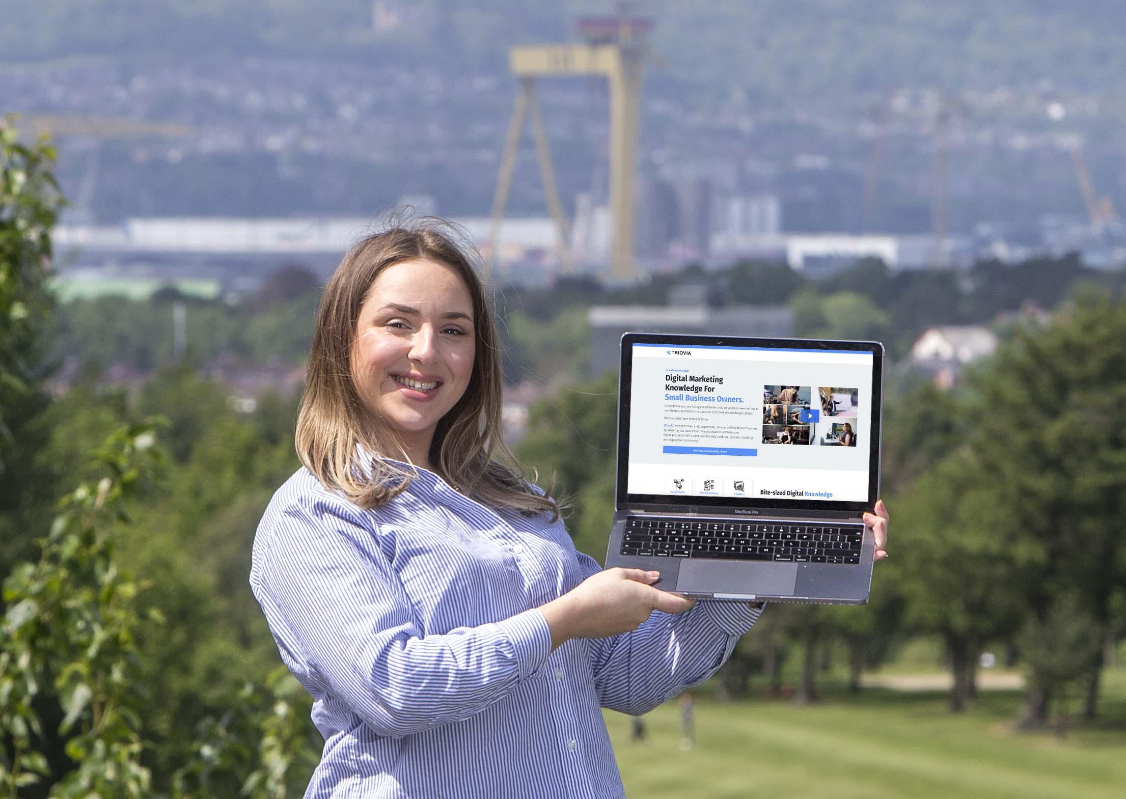 Triovia to Launch a Revolutionary Digital Media Web-Based Knowledge Platform This June
