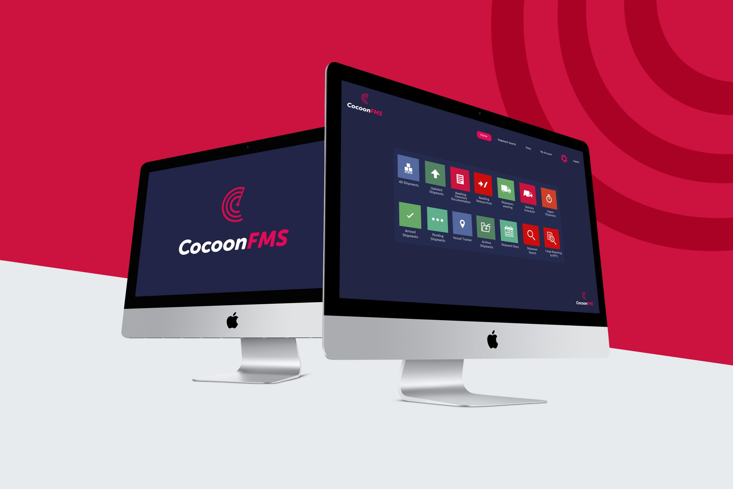 New UK based Logistics software company CocoonFMS announces launch
