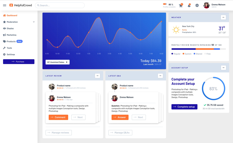 HelpfulCrowd Introduces Lightspeed eCom Integration