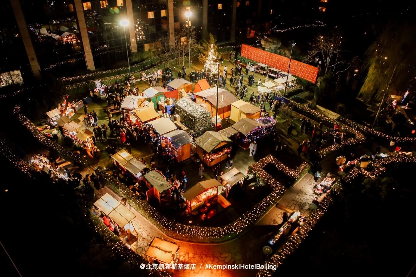 The Season of Giving at Kempinski Hotel Beijing Lufthansa Center