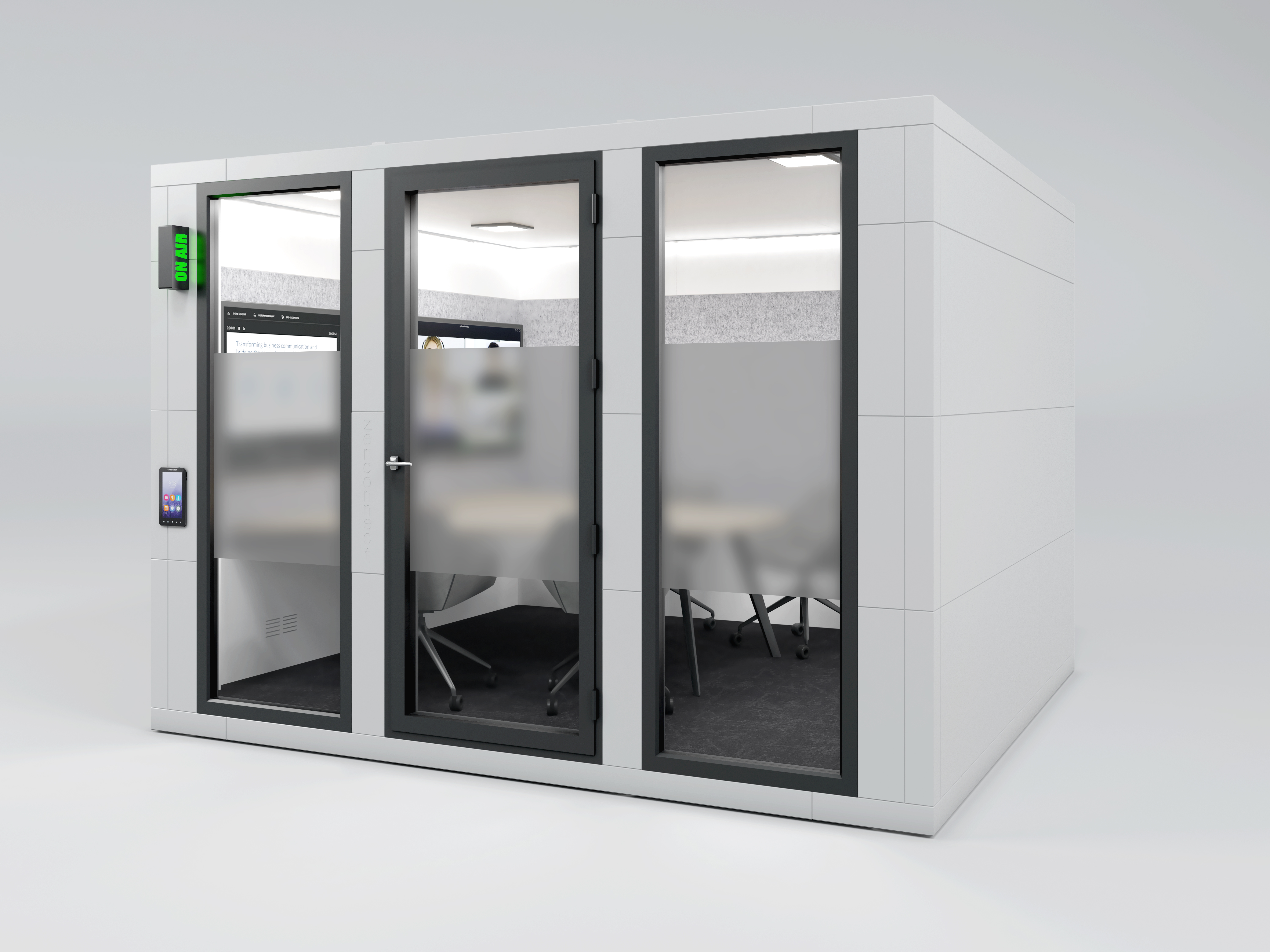 Global Shift to Hybrid Working Leads to Launch of Video Conferencing Pods by Zentura