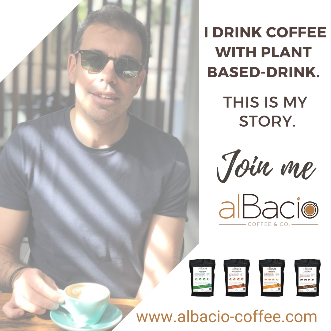 We help to match Coffee with your plant-based drink
