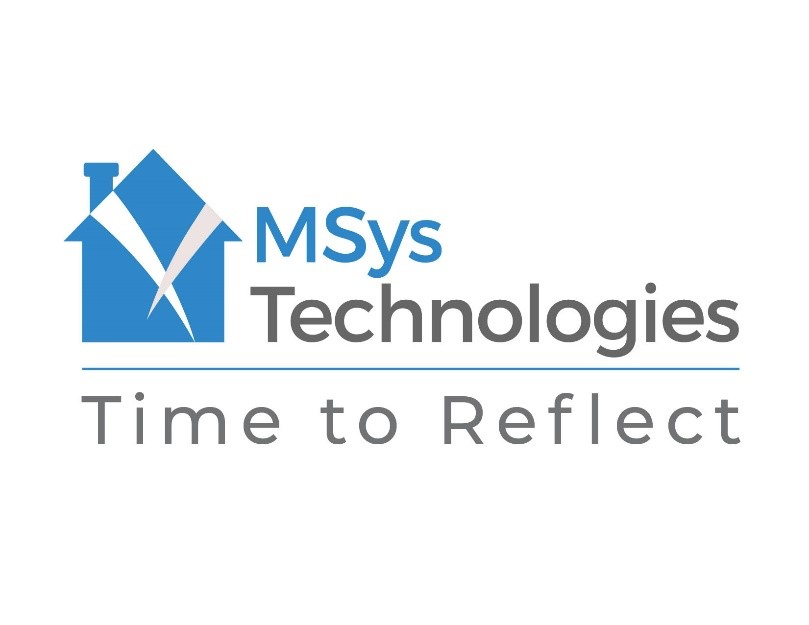 MSys Technologies Tweaks Logo to promote Social Distancing (Covid-19 Pandemic)