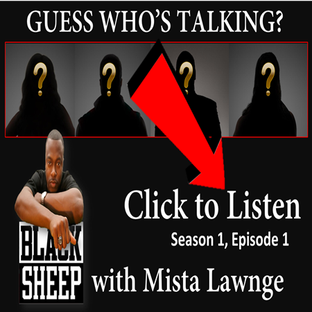 Mista Lawnge of Black Sheep Launches a New YouTube Talk/Game Show with a Twist