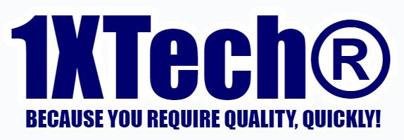 Coronavirus Statement from 1X Technologies LLC | 1XTech® Announcement 3/6/2020