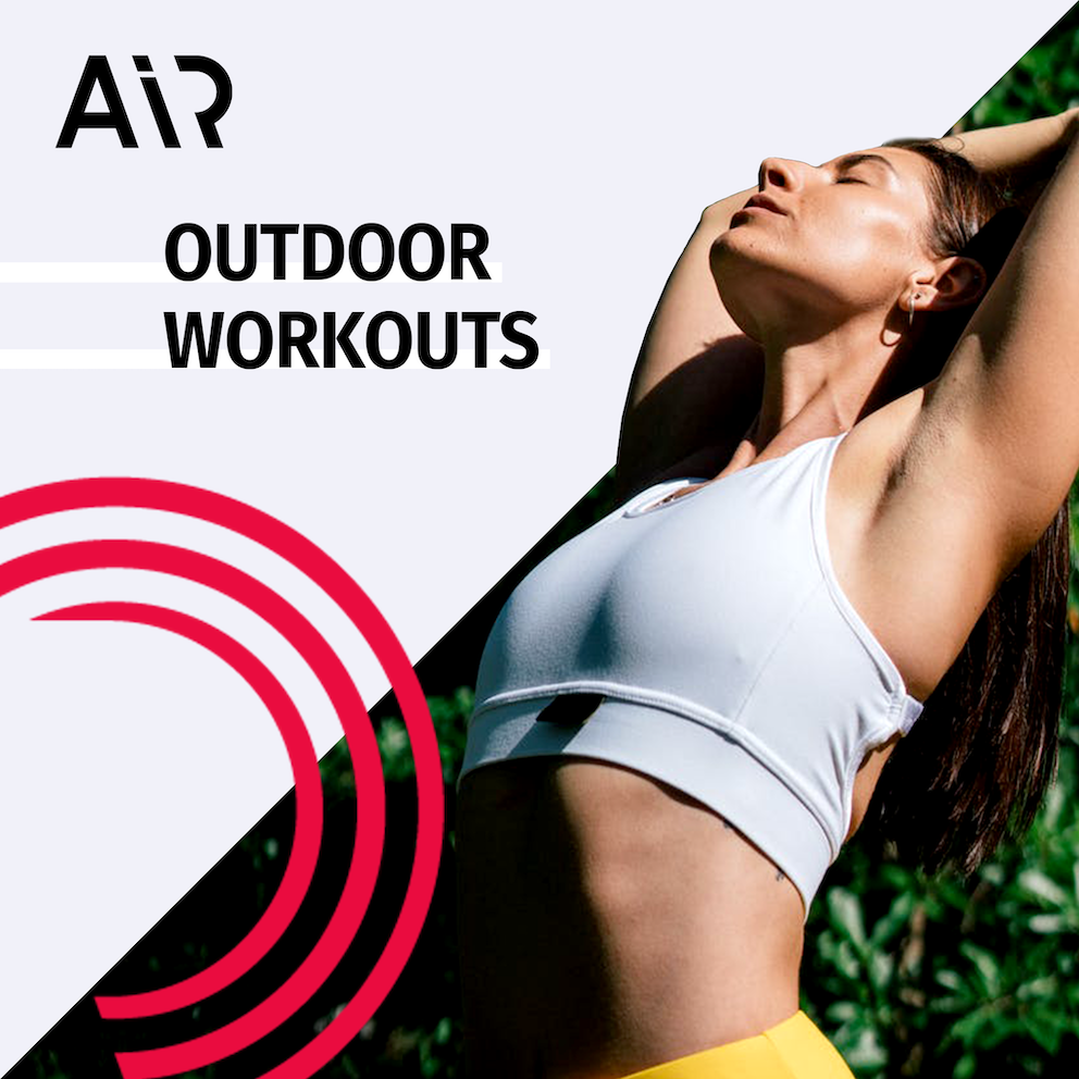 AIR London - Outdoor Fitness Experiences