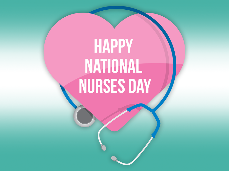 National Nurses Day 2020 is celebrated by domestic health care facilities