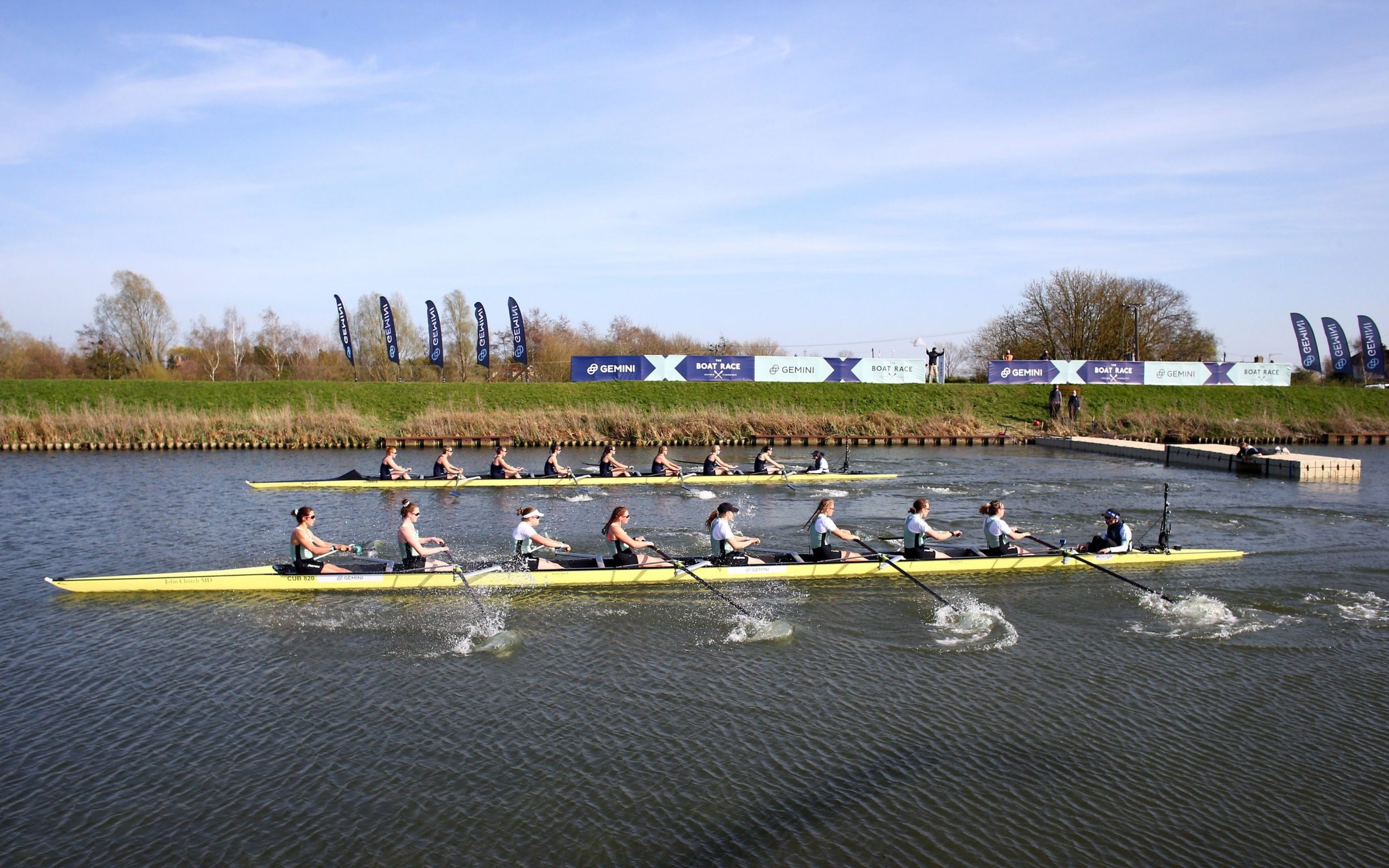 Historic Boat Race for P&D Marine Group