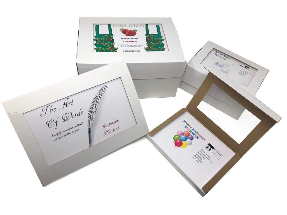 Ecommerce Sector Given Boost With Easy Branding Boxes from Davpack