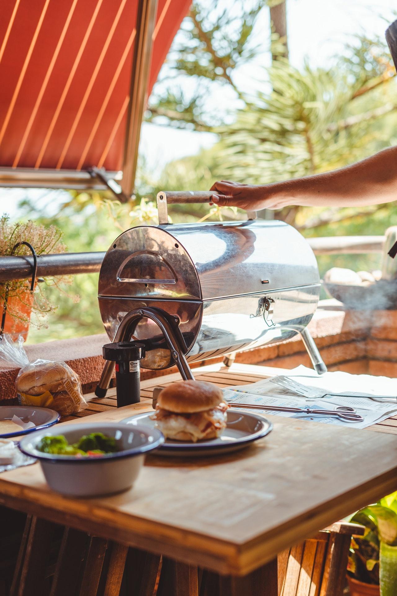 3 Ways to Make BBQs Comfortable (Source: Bedsure)