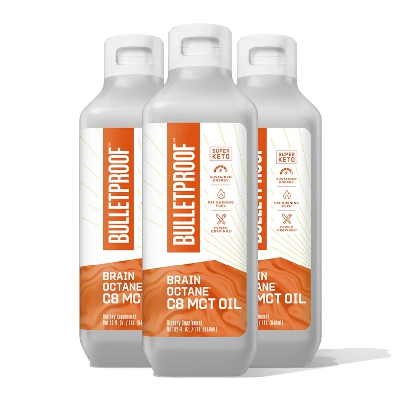 BULLETPROOF PURE C8 MCT OIL: PRODUCT REVIEW