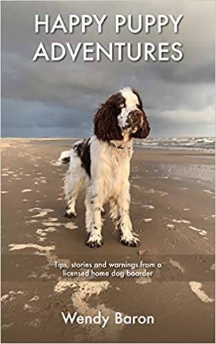 """""""Happy Puppy Adventures"""" by Wendy Baron is published"""