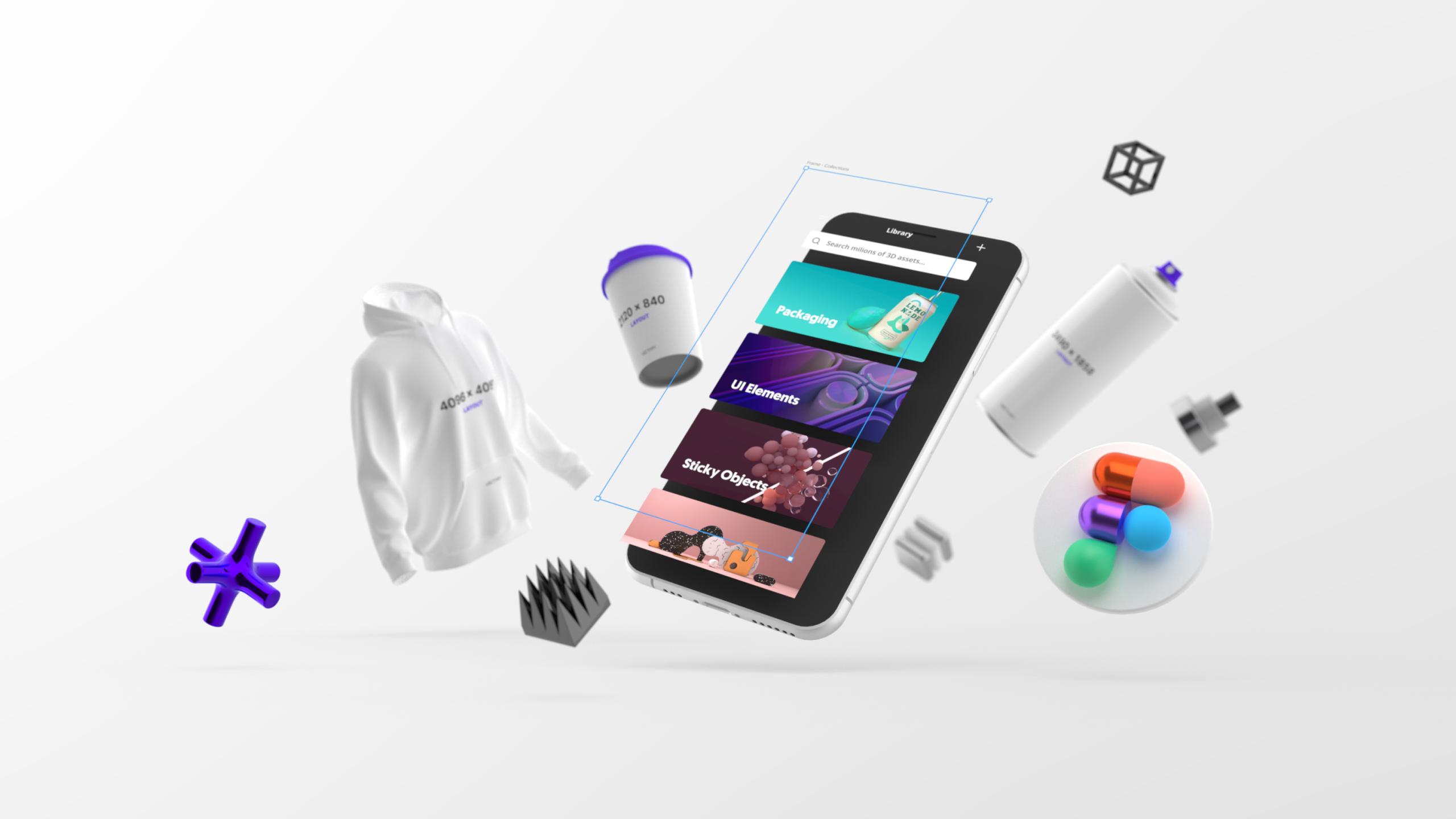 Vectary 3D design plugin set to transform the future of content design