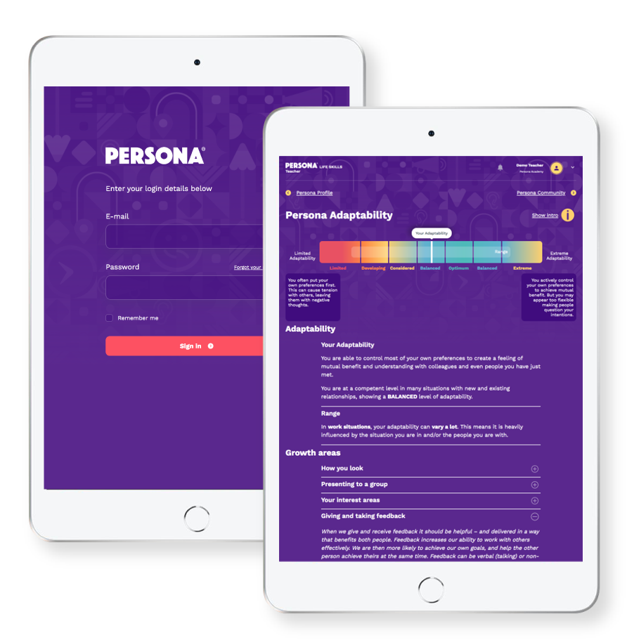 Persona Education releases free version of its Persona Life Skills social- emotional e-learning platform