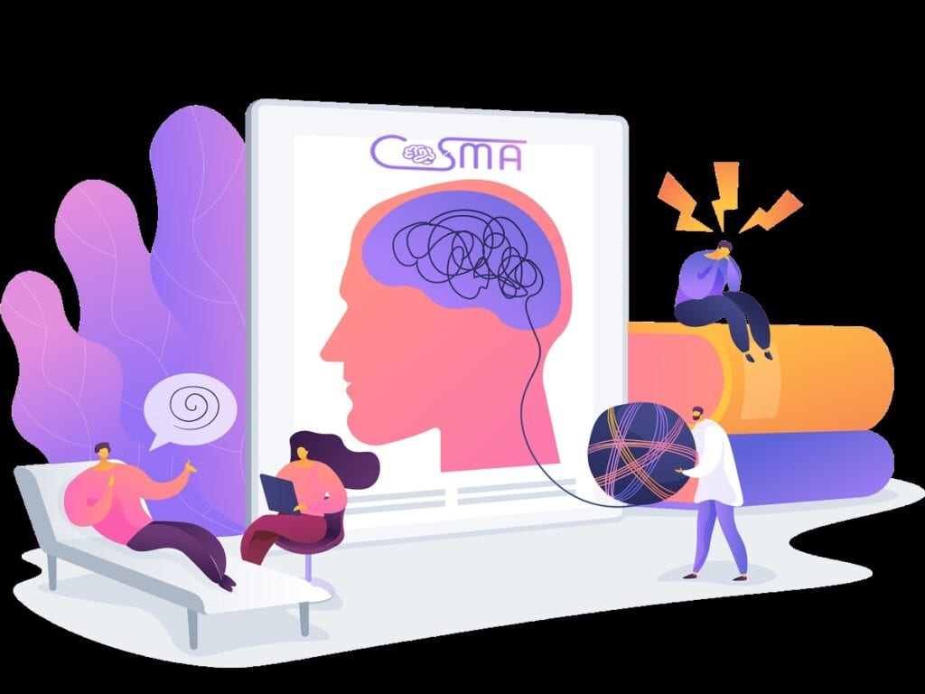 COSMA shows positive emotional impact on people living with dementia