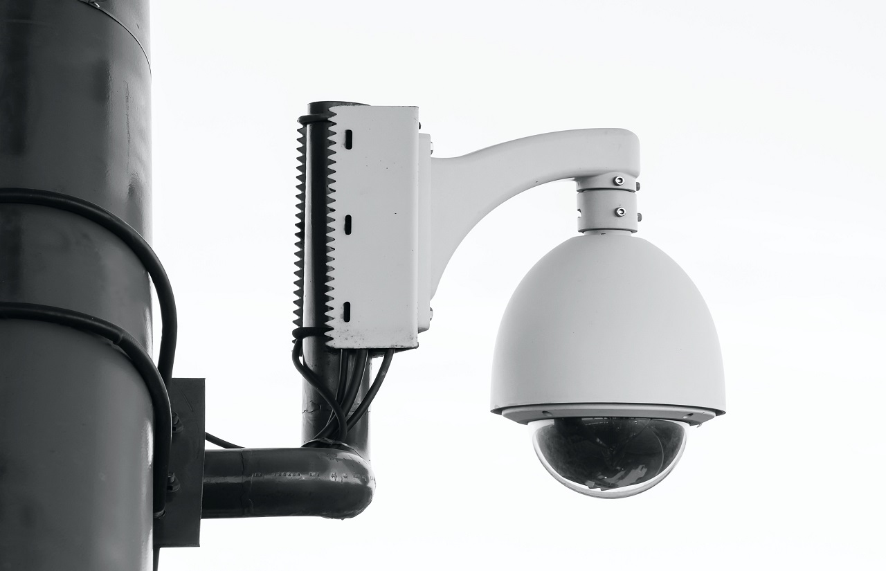 A Job Site Security Camera is presented by Security CI