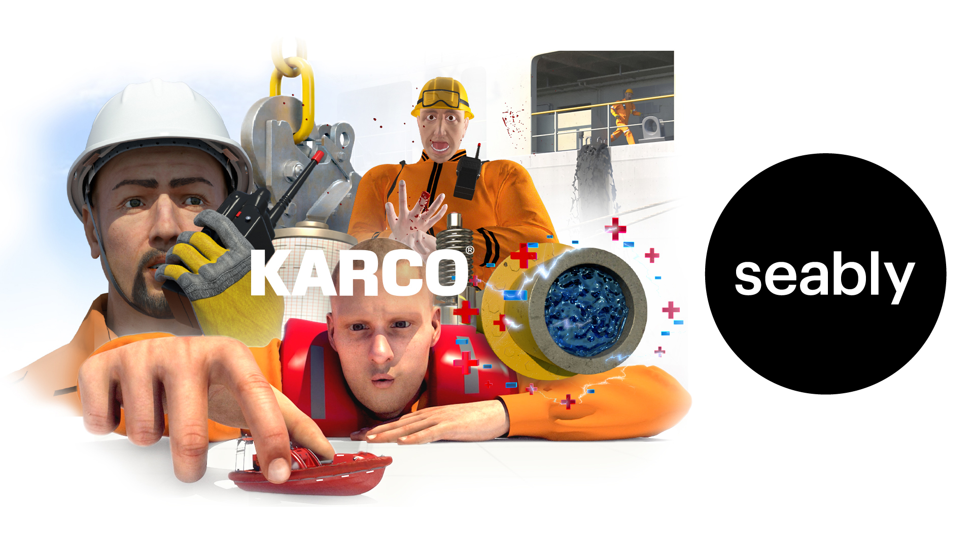 Seably Agrees Global Partnership With Pioneering 3D Animated Online Marine Course Provider KARCO