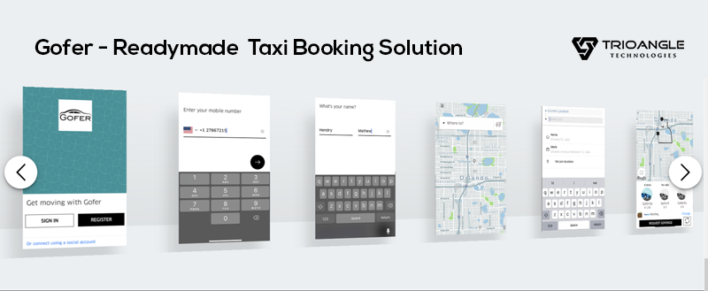 The Best Uber Clone Is On 30% Offer! Quickly Launch Your Taxi Booking Venture On A Competitive Market