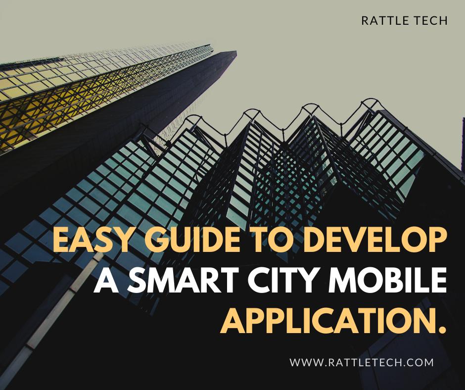 Comprehensive Smart City Mobile Application Solution