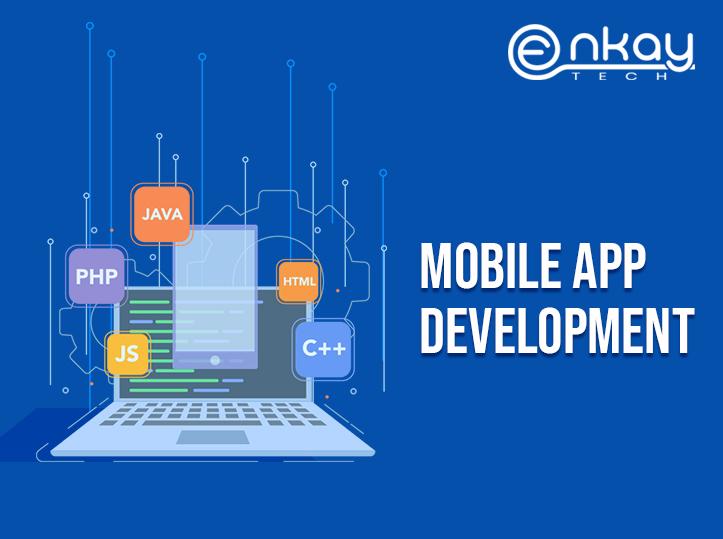 Enkay Tech is the best Mobile App Development Company UK