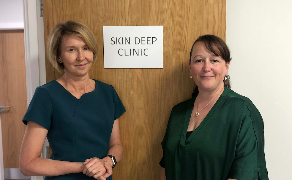 Skin Deep Clinic of Shrewsbury Expands into Larger Premises