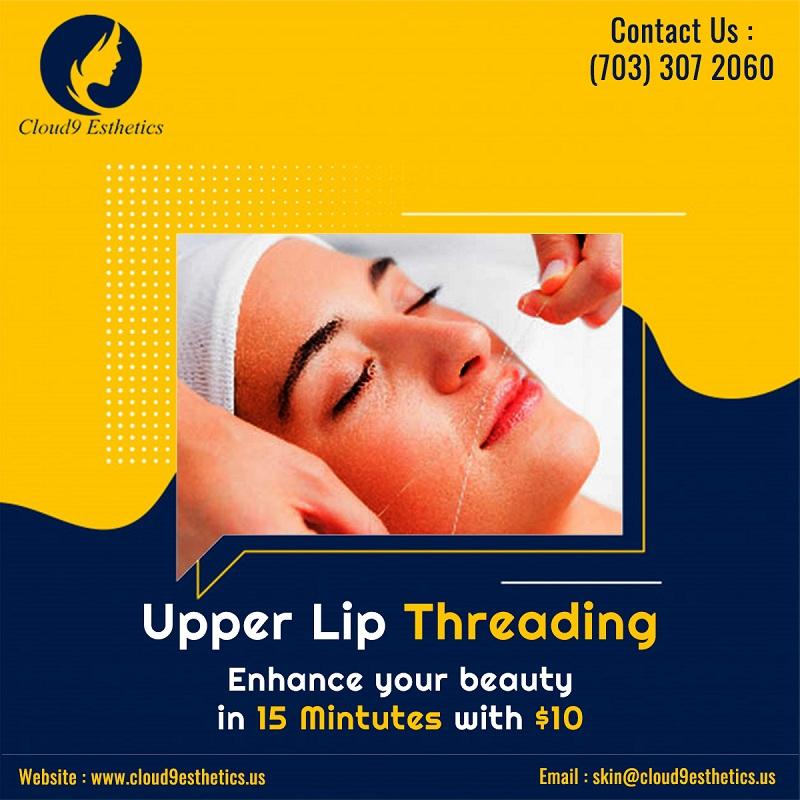 Threading Services in Haymarket, Manassas | Beauty Care Treatment