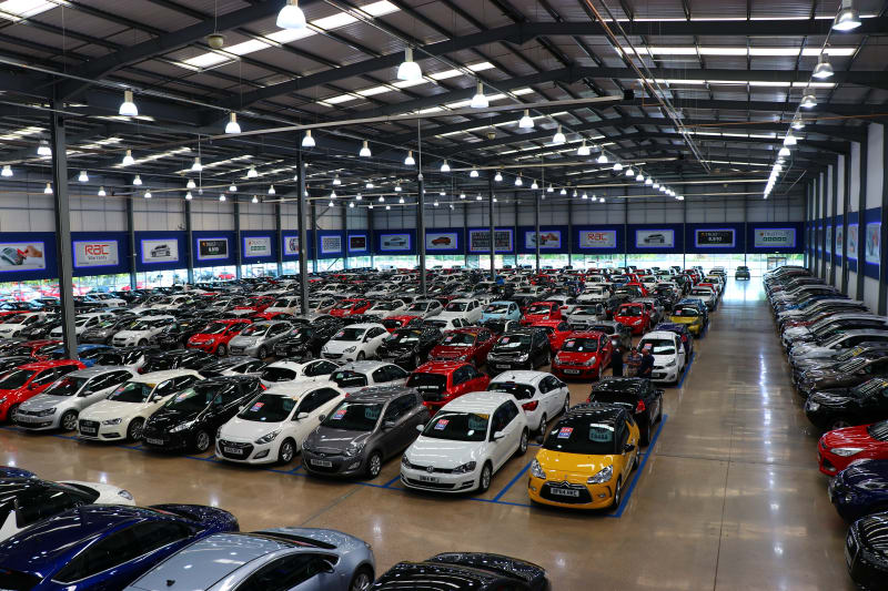 Car Prices Drop Significantly as Trade Centre UK Slashes Prices post-Lockdown