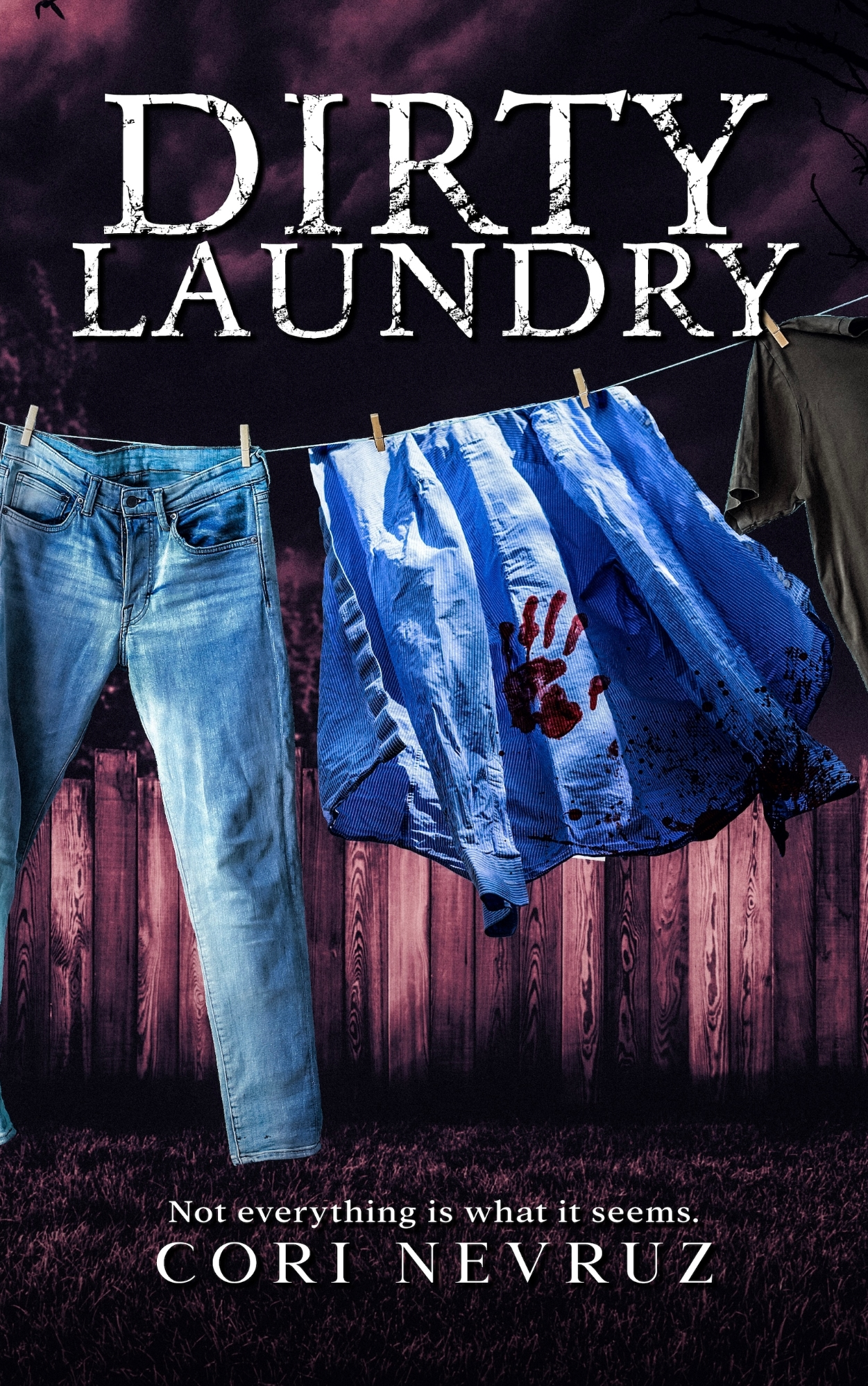 Dirty Laundry is a thought-provoking psychological thriller coming this summer!