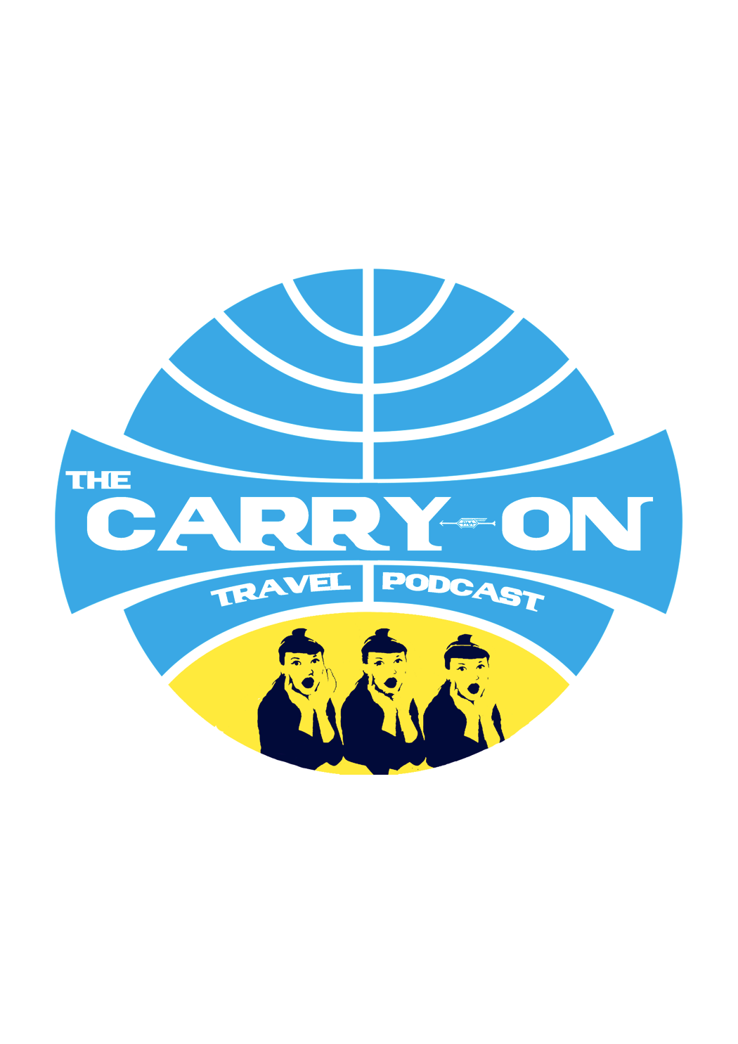 Good NEWS:The Carry On travel podcast brings relief to listeners (and a chance to win)
