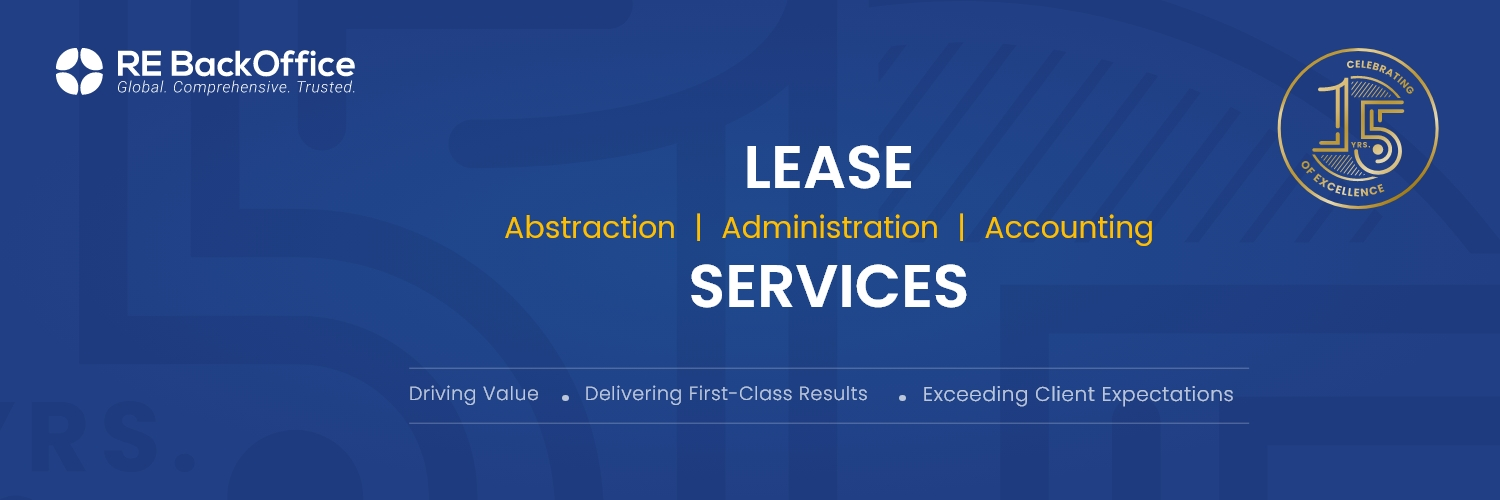 RE BackOffice Celebrates 15 Years of Excellence as a Global, Comprehensive and Trusted Commercial Real Estate Service Provider