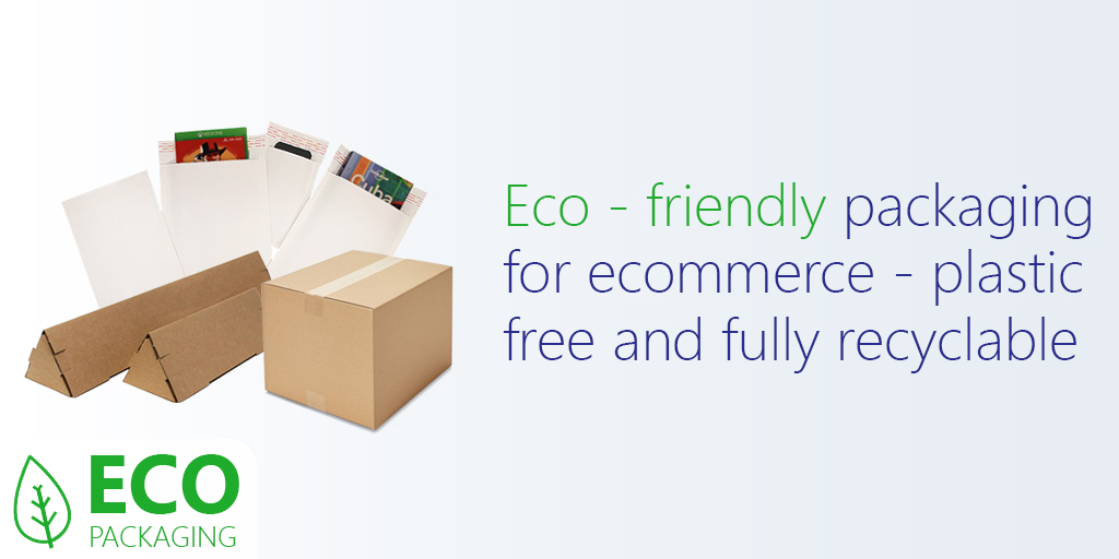New Line of eco-friendly packaging is helping UK businesses go green.