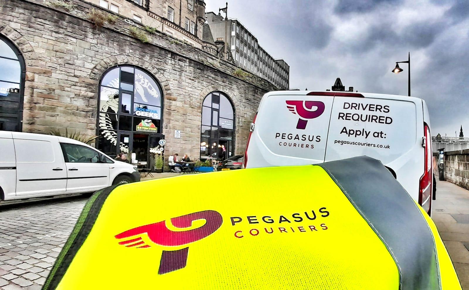 UK logistics company grows despite driver shortage