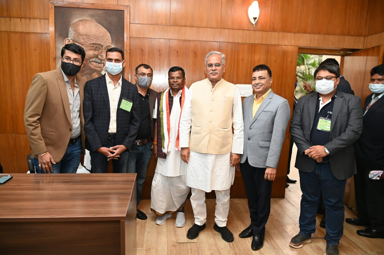 Techment Develops MoU, an App to Monitor Chhattisgarh's Industrial Projects