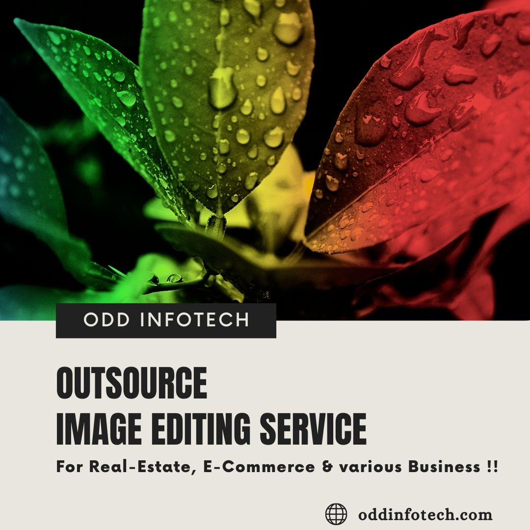ODD Infotech offering Image Editing Services at an affordable price to support the Companies who is struggling in COVID-19 Lockdown: