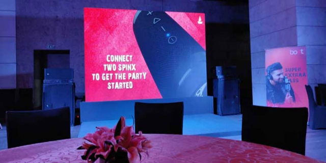 Innovative ideas for an Event Management Company