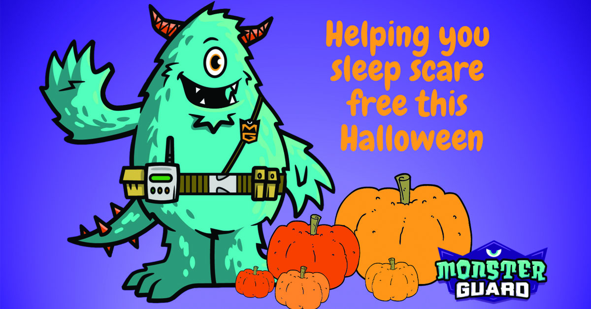 Monster Guard: The Alexa skill that 'scans' bedrooms for 'monsters' so kids can sleep soundly this Halloween
