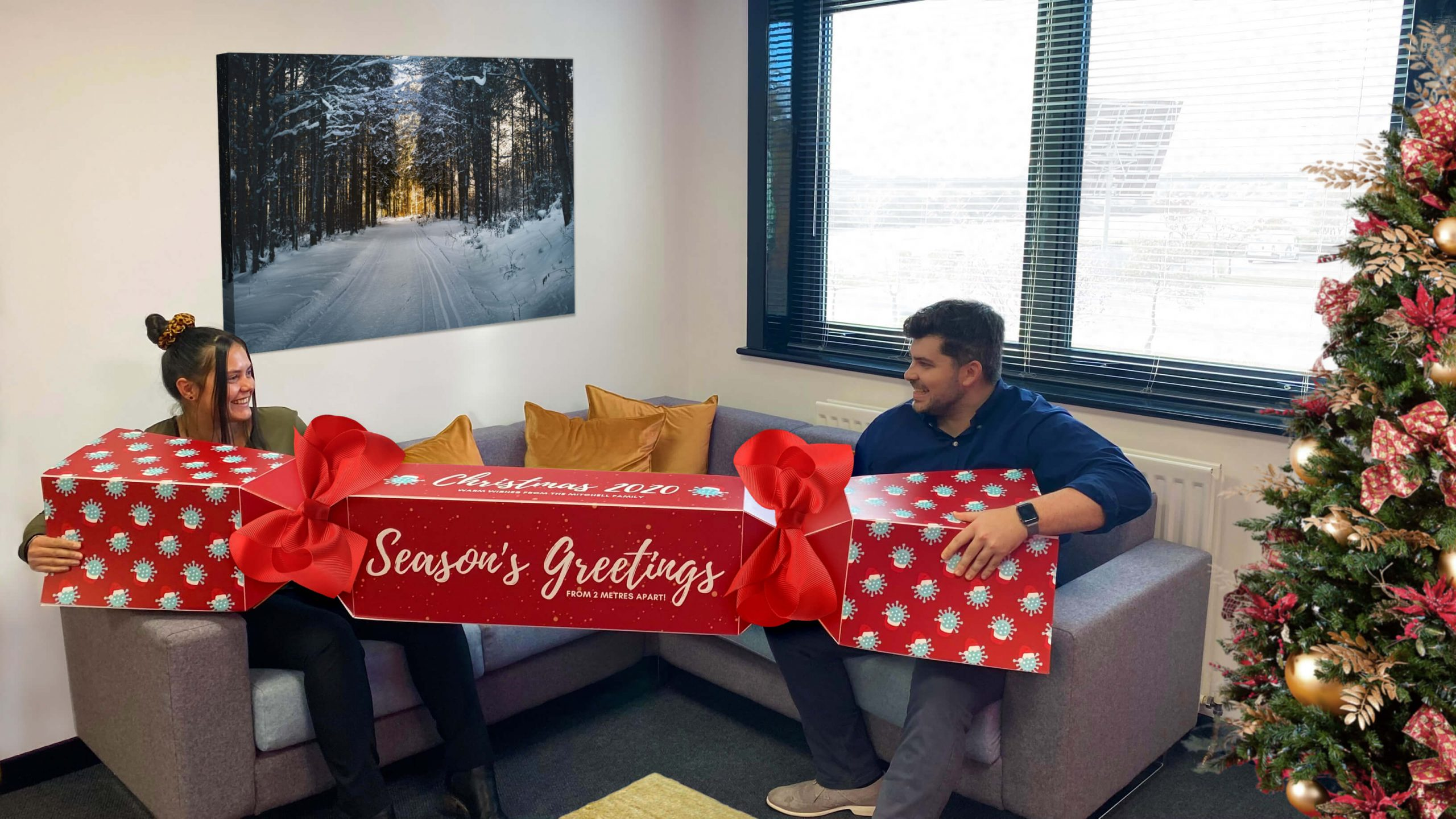 Where The Trade Buys Launch 2m Christmas Cracker To Help Families Social Distance This Christmas
