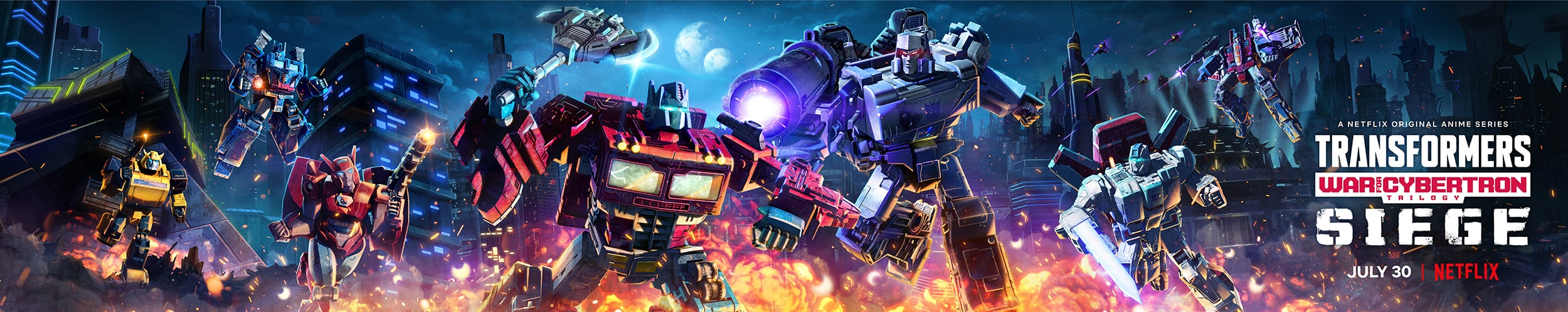 Rooster Teeth Teams with Creative Consultancy Horseless Cowboy to Bring Out of This World Casting and Voice Recording Services to Netflix's Transformers: War for Cybertron Trilogy
