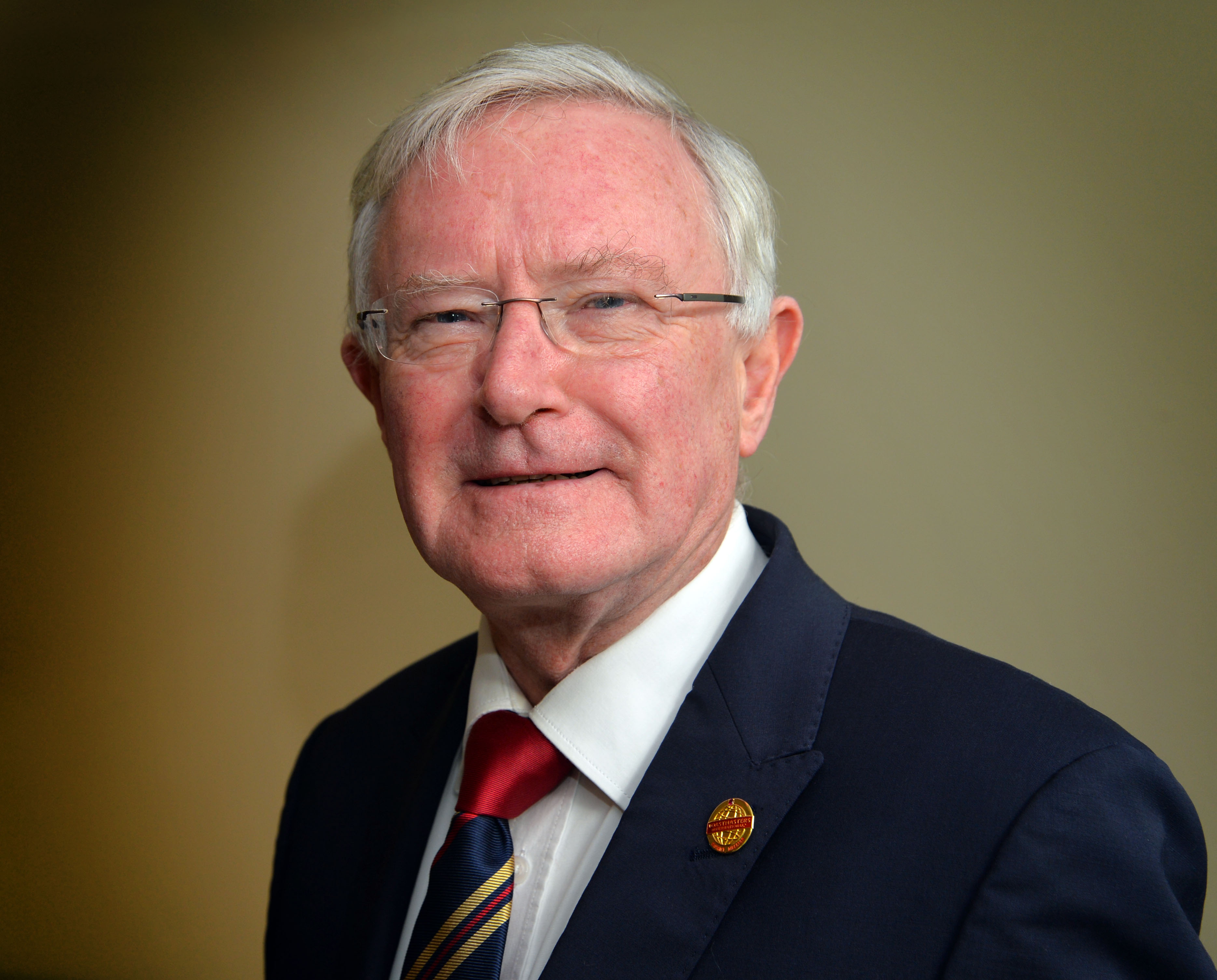 Toastmasters and Rotary join forces in Ireland to make a difference in the world
