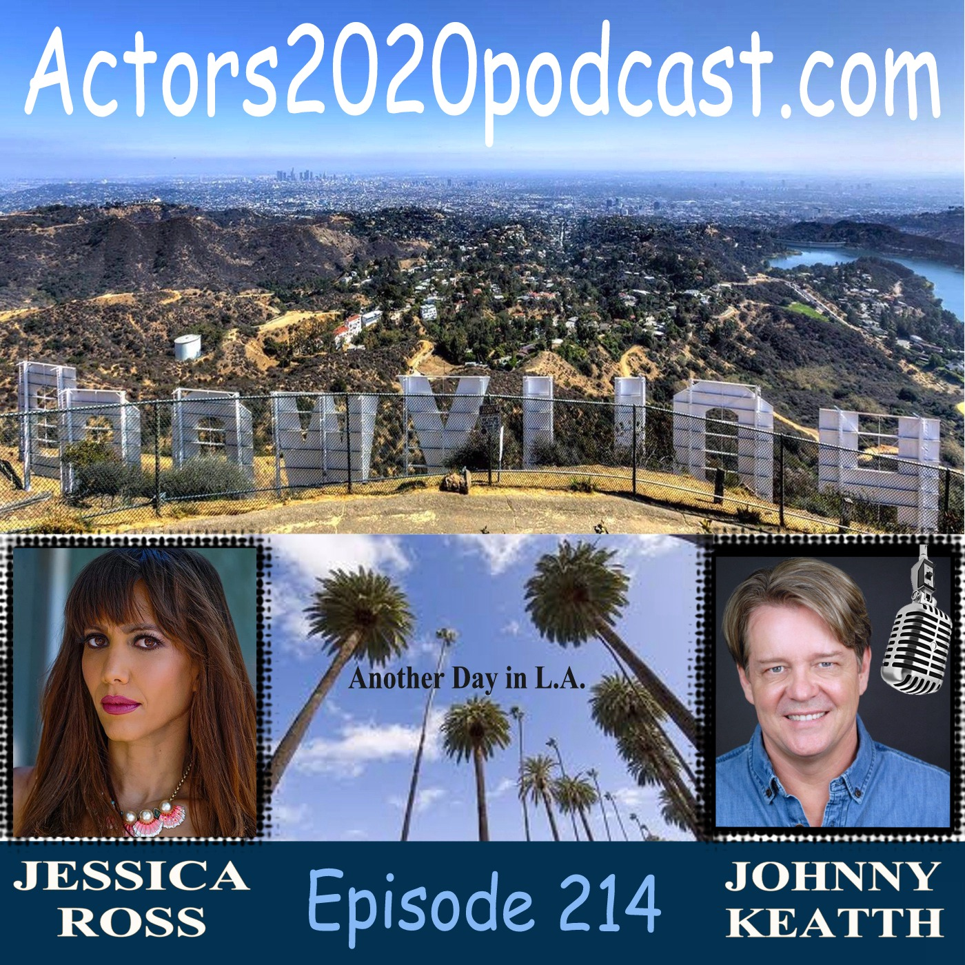 The Actors 2020 Podcast Welcomes Jessica Ross