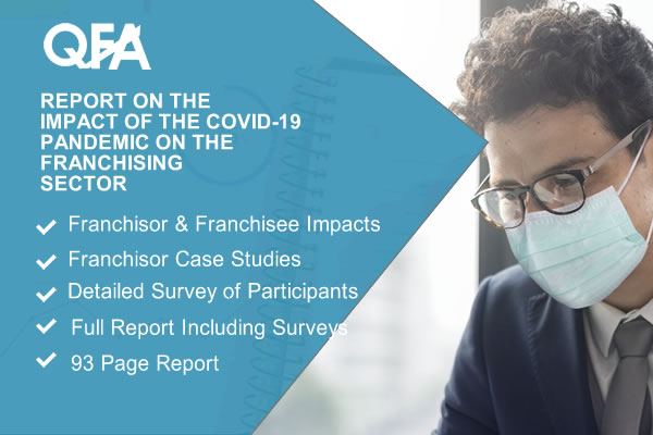 Covid-19 pandemic franchising sector report