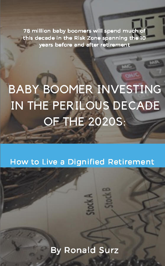 Baby Boomer Investing in the Perilous Decade of the 2020s
