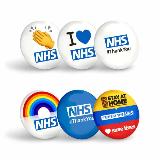 Badgemaster Launches NHS Appreciation Charity Button Badges