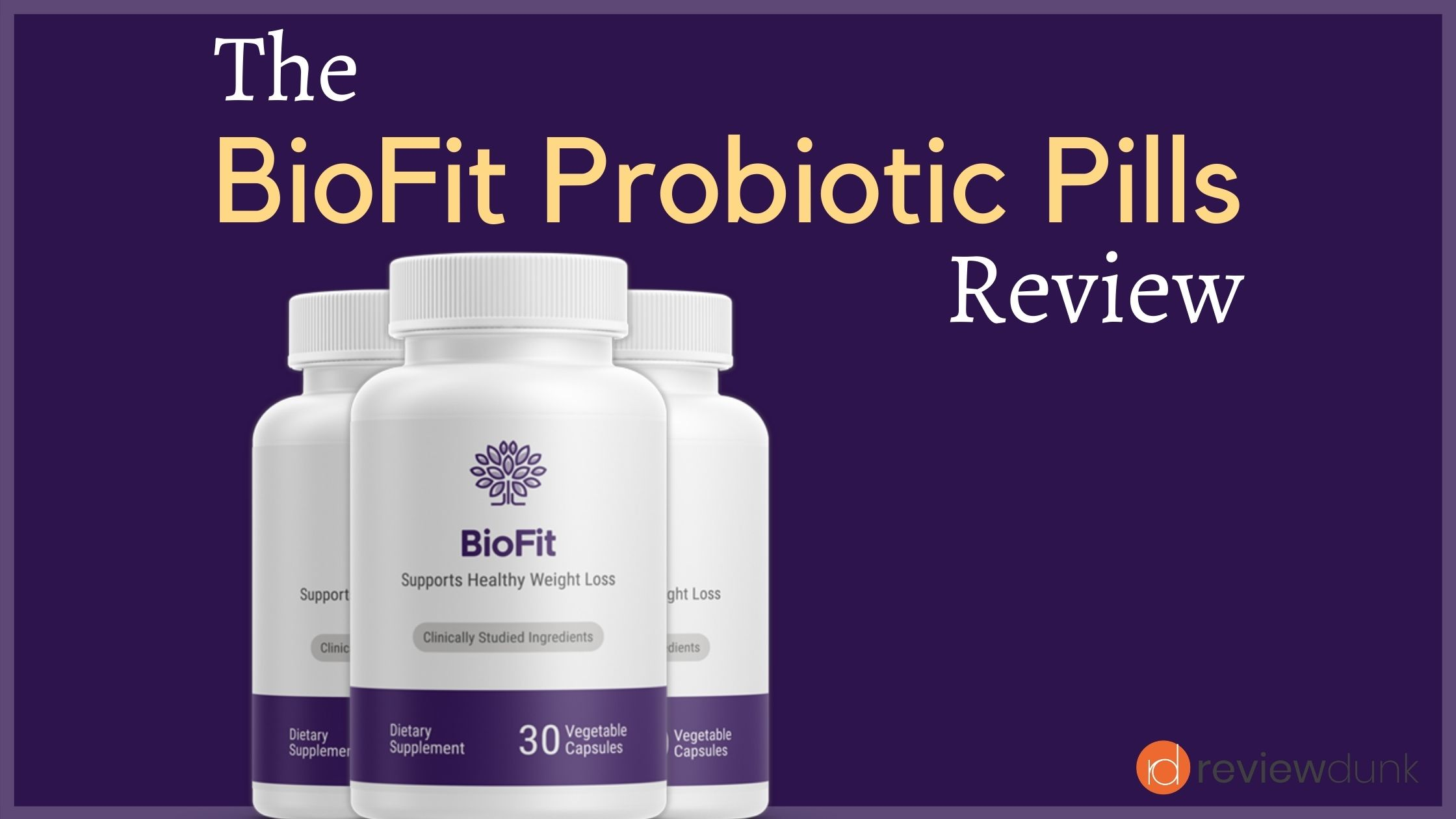 BioFit Pills UK Review - Real Ingredients or Side Effects with Biofit Pills!