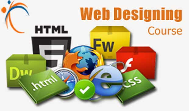 Understanding the foundations from a web designing course